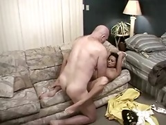 hawt shaved daddy bags some other youthful bimbo