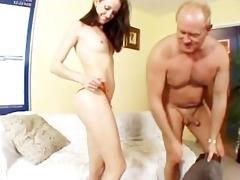 old schlongs and youthful sweethearts - scene 2