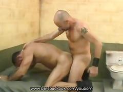 bareback corporalist