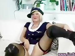 hot nylons blond acquires off