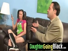 just watching my daughter fucking a dark knob 911