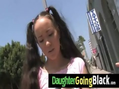 see how my daughter is screwed by a dark dude 6