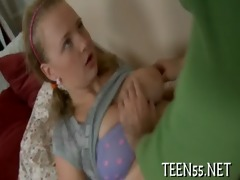 lascivious legal age teenager screwed by her