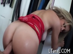 cunt & anal are fucked
