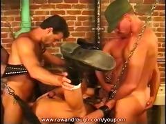 four hot boys fuck adam
