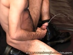 boyhous receives piddled on and drilled