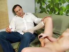 a hot gift for daddy - anal s78