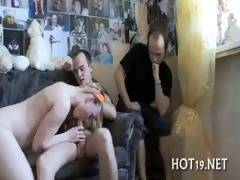 lad looks at gf drilled