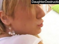 daughter anal hatefucked precious