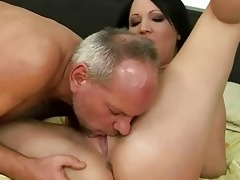 sexually excited grand-dad fucking hawt legal age