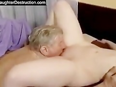 dad violates youthful stepdaughter