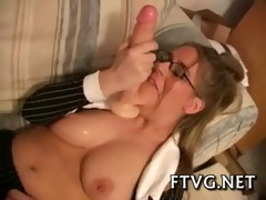 breasty hotty masturbating