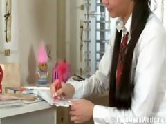 younger cuties tv - pigtailed legal age teenager