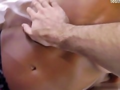breasty daughter cumshot inside