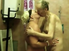sex joy with gina and old dude