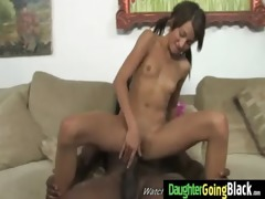 juvenile daughter receives pounded by big dark