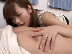 cute daughter anri sonozaki drilled by mature