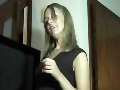 stepsisters craves brother ramrod to cum