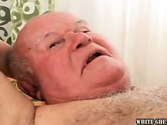 grand-dad can semen pie #25