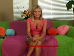 bree olson first bare modeling auditions