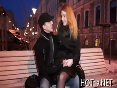 hotty has sex with stranger