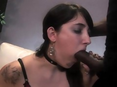darksome penis pounding obese white legal age