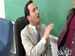 dirty school detention