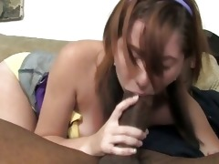 ivy ryder goe darksome in front of her father