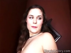dark brown juggy pleases her priests holy schlong