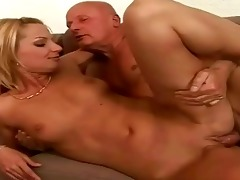 favourable grandpapa enjoying hawt sex with legal