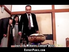father in law copulates japanese wife