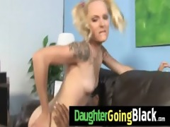 my daughter takes a real dark dick 112