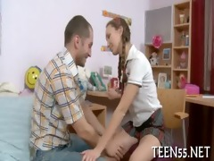 legal age teenager cutie drilled by neighbor