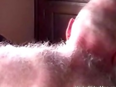 daddy bear drilled by hawt darksome dude