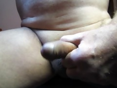 74 year old grandpapa makes his rod cum afresh